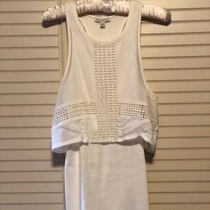 AE white dress